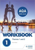 AQA A-level German revision and practice workbook