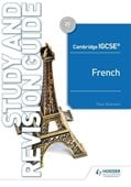 Cambridge IGCSE French. Study and revision guide