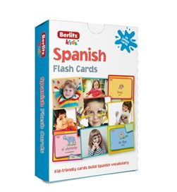 Berlitz Flash Cards Spanish by APA Publications Limited