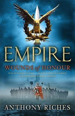 Wounds of honour by Anthony Riches
