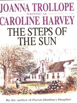 The steps of the sun by Caroline Harvey