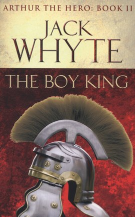 The boy king by Jack Whyte