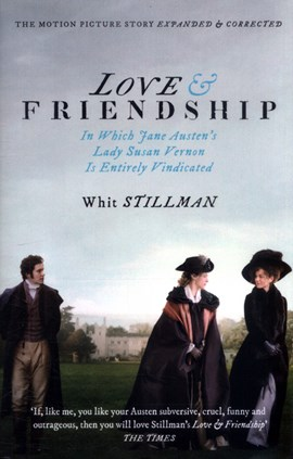 Love & friendship by Whit Stillman