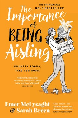 Book cover of The Importance of Being Aisling book by Emer McLysaght and Sarah Breen