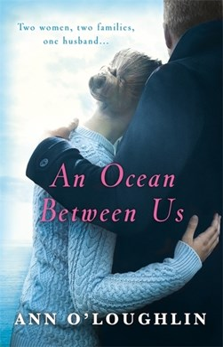 Book cover of An Ocean Between Us book by Ann O'Loughlin