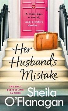 Book cover of Her Husband's Mistake book by Sheila O'Flanagan