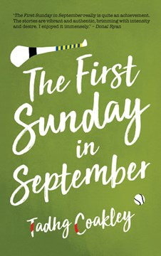 The first Sunday in September by Tadhg Coakley