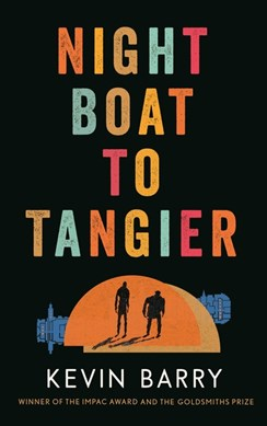 Book cover of Night Boat to Tangier book by Kevin Tangier