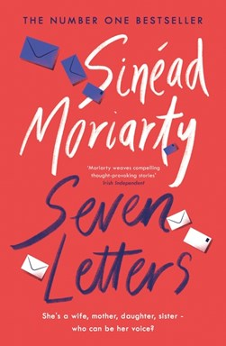 Book cover of Seven Letters by Sinead Moriarty