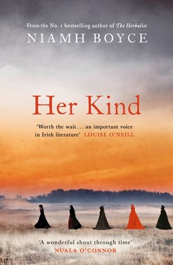 Book cover of Her Kind by Niamh Boyce