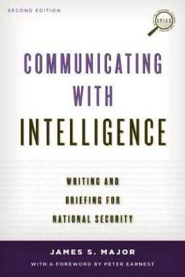 Communicating with intelligence by James S. Major