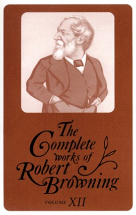 The complete works of Robert Browning Vol. 12 by Robert Browning