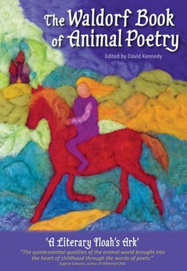 The Waldorf Book of Animal Poetry by David Kennedy