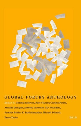 Global poetry anthology 2015 by Editors of the Global Poetry Anthology