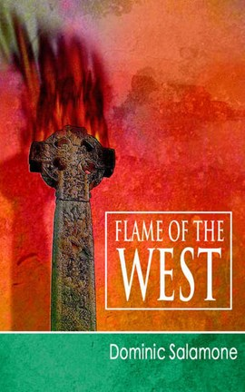 Flame of the west by Dominic Salamone