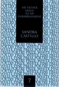My father sings, to my embarrassment by Sandra Castillo