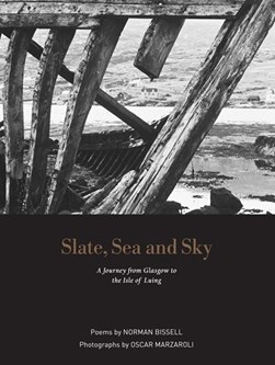 Slate, sea and sky by Norman Bissell