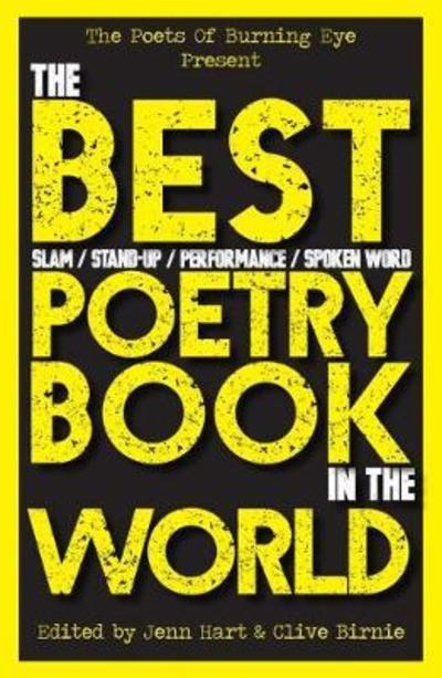 The best slam / stand-up performance / spoken word poetry book in