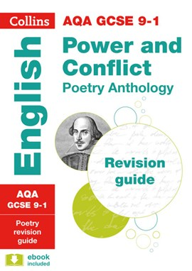 AQA GCSE poetry anthology Power and conflict by Collins GCSE