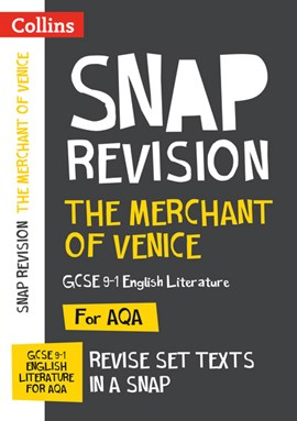 The merchant of Venice by Collins GCSE