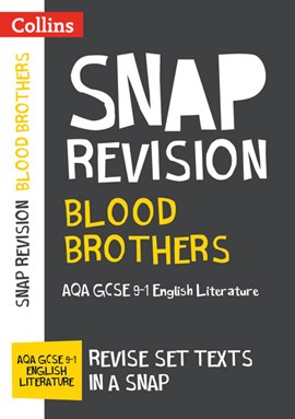 Blood brothers by Collins GCSE