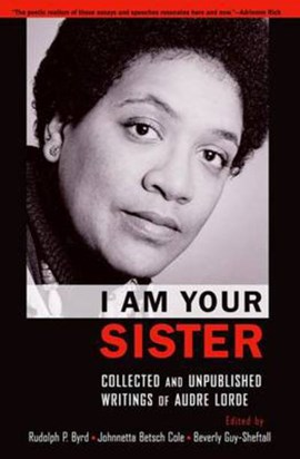 I am your sister by Rudolph P Byrd