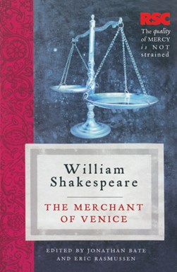 Merchant Of Venice  P/B by William Shakespeare