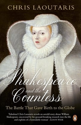 Shakespeare and the Countess by Chris Laoutaris