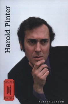 Harold Pinter by Robert Gordon