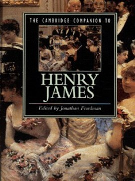 The Cambridge companion to Henry James by Jonathan Freedman