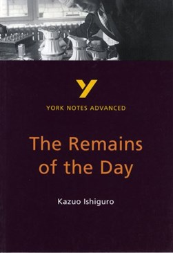 The remains of the day, Kazuo Ishiguro by Sarah Peters