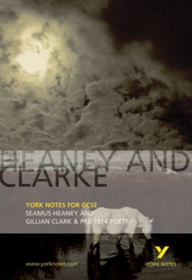 Heaney and Clarke & pre-1914 poetry by Geoff Brookes