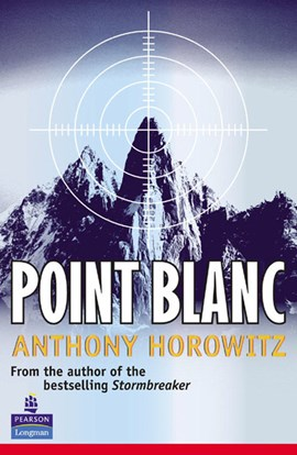Point Blanc by Mr Anthony Horowitz