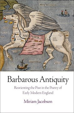 Barbarous antiquity by Miriam Jacobson