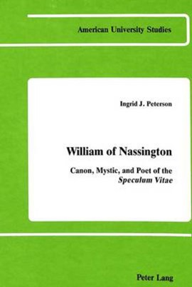 William of Nassington by Ingrid J Peterson