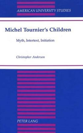 Michel Tournier's children by Christopher Anderson