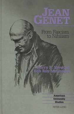 Jean Genet by Rob Roy McGregor