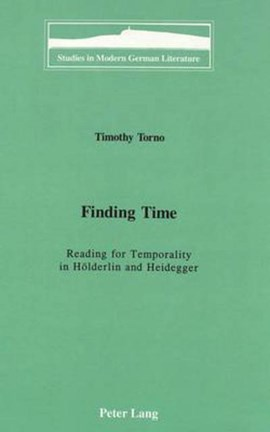 Finding time by Timothy Torno