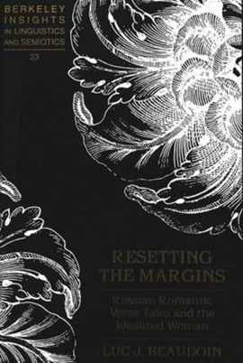 Resetting the margins by Luc J Beaudoin