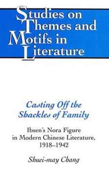 Casting off the shackles of family by Shuei-may Chang