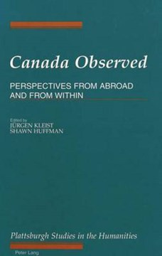 Canada observed by Shawn Huffman