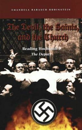 The Devil, the saints, and the church by Emanuela Barasch-Rubinstein