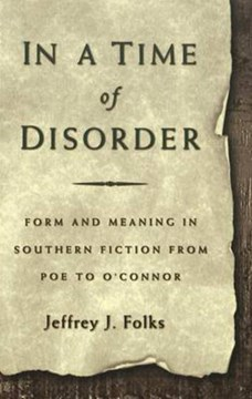In a time of disorder by Jeffrey J Folks