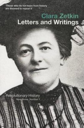 Clara Zetkin by Michael Jones