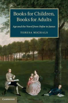 Books for children, books for adults by Teresa Michals