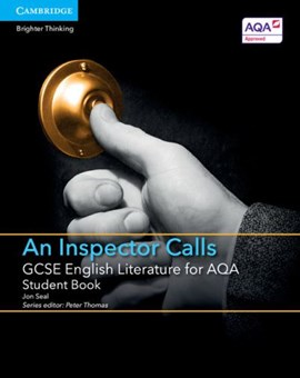 An inspector calls. Student book by Jon Seal