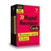 York Notes for AQA GCSE (9-1) Rapid Revision Cards: Romeo and Juliet