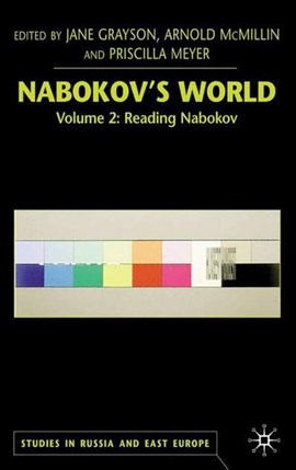 Nabokov's World by Arnold McMillin