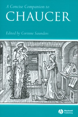 A concise companion to Chaucer by Corinne Saunders