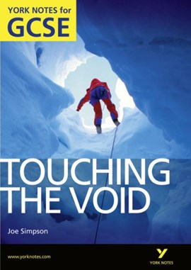 Touching the void, Joe Simpson by Racheal Smith